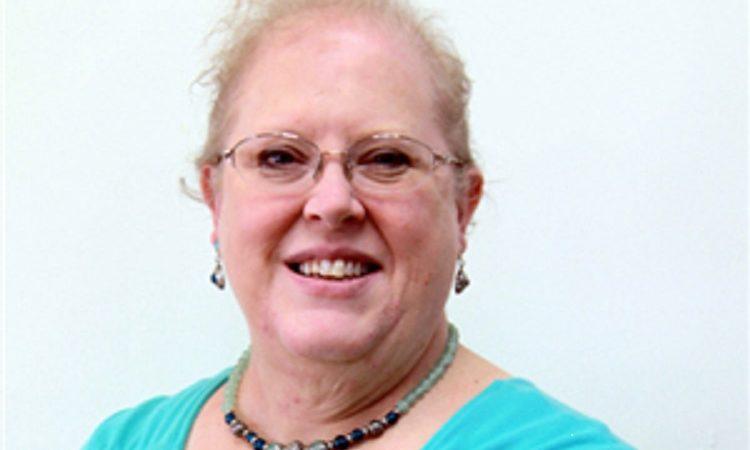 裴士蓮(Sheila Paskman)於2010年7月1日接任美國在台協會文化新聞組組長暨發言人 (Photo: AIT)
