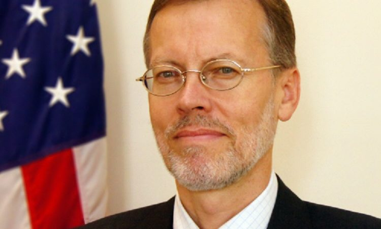 Brent Christensen, Deputy Director of the American Institute in Taiwan (Photo: AIT Images)