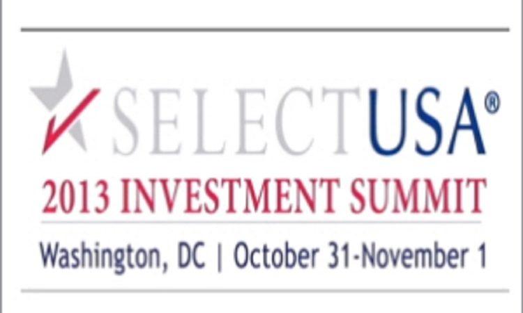 SelectUSA Investment Summit, Washington, DC, from October 31-November 1, 2013 (Photo: SelectUSA.gov)