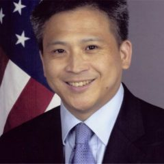 Kin Moy, Director of the American Institute in Taiwan (AIT) from 2015 to 2018