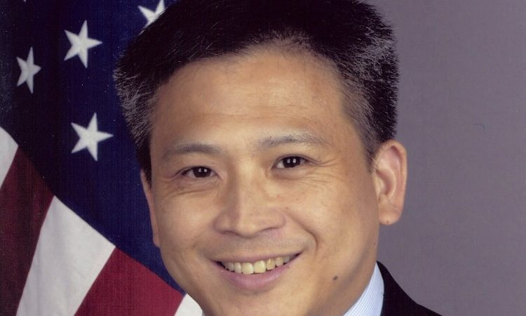 Kin Moy Assumes Duties as Director of the American Institute in Taiwan (Photo: AIT Photo)