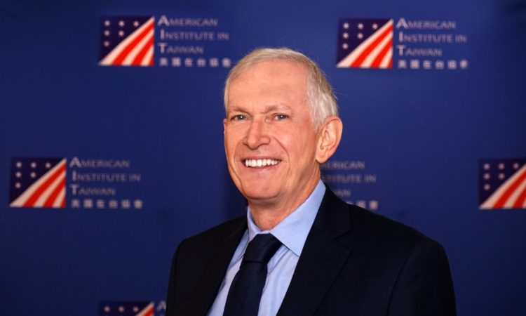Ambassador James Moriarty, Chairman of the Board of Trustees of the American Institute in Taiwan (AIT)