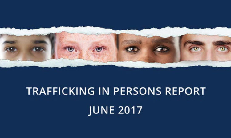 Trafficking in Persons Report 2017