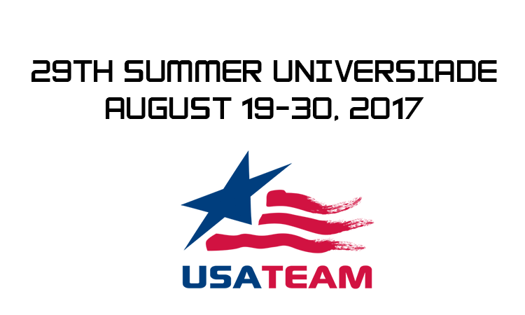 Universiade Taipei 2017 – USA Team