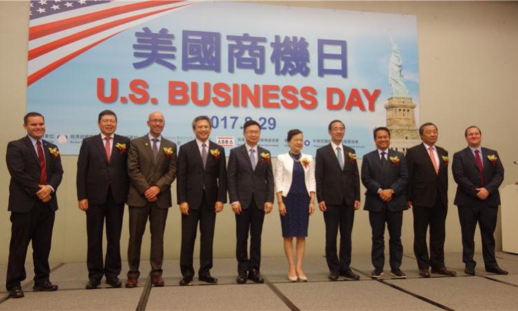 美國在台協會處長梅健華「美國商機日」開幕致詞