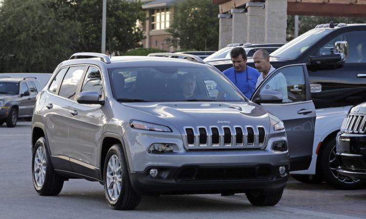 Jeep Cherokee(照片:美聯社)
