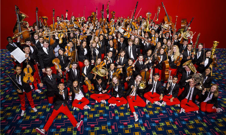 The National Youth Orchestra of the United States of America's (NYO-USA), a group 106 of America's finest young musicians aged 16-19, will visit Taiwan from July 22 to 24, 2018