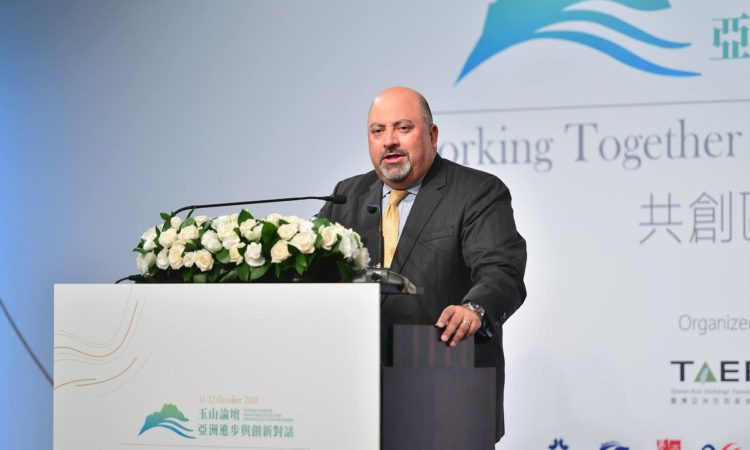 Remarks by Ambassador Atul Keshap at Yushan Forum, Taipei, Taiwan