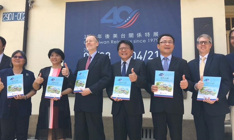 Remarks by AIT Director Brent Christensen at AIT@40 Exhibition Opening in Pingtung