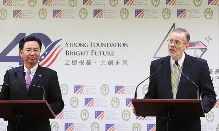 美國在台協會處長酈英傑「共享價值月聯合記者會」致詞講稿