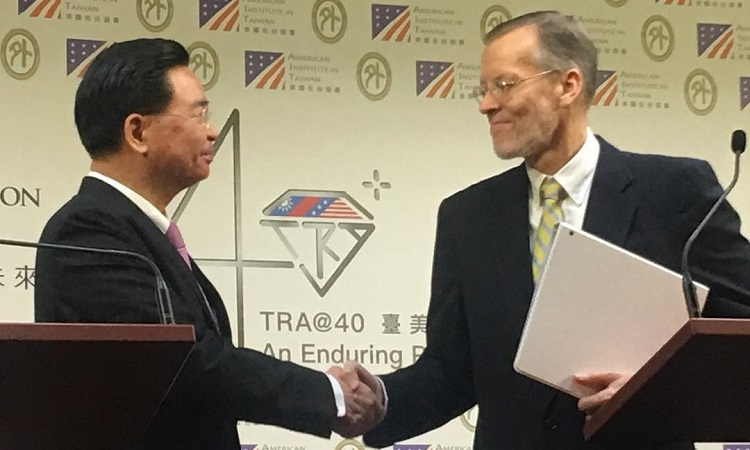 The United States and Taiwan to Launch Indo-Pacific Democratic Governance Consultations