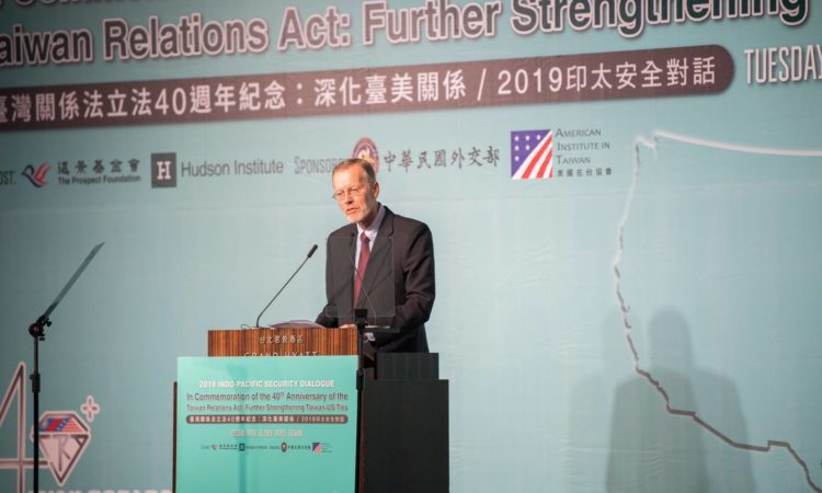 Remarks by AIT Director Brent Christensen at the 2019 Indo-Pacific Security Dialogue