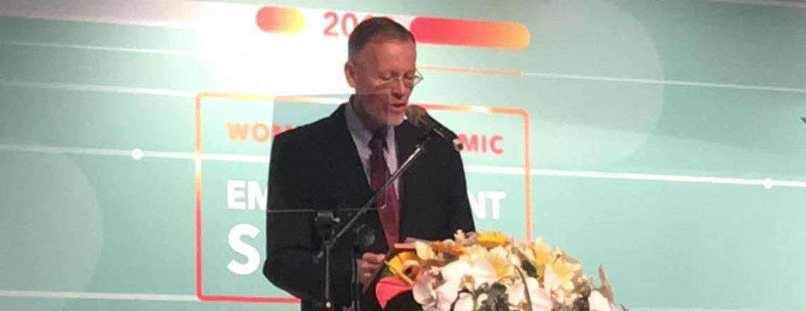 Remarks by AIT Director Brent Christensen at the Women's Economic Empowerment Summit