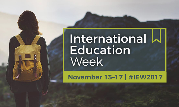International Education Week 2017