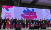 AIT Acting DIR Greene at Meet Taipei