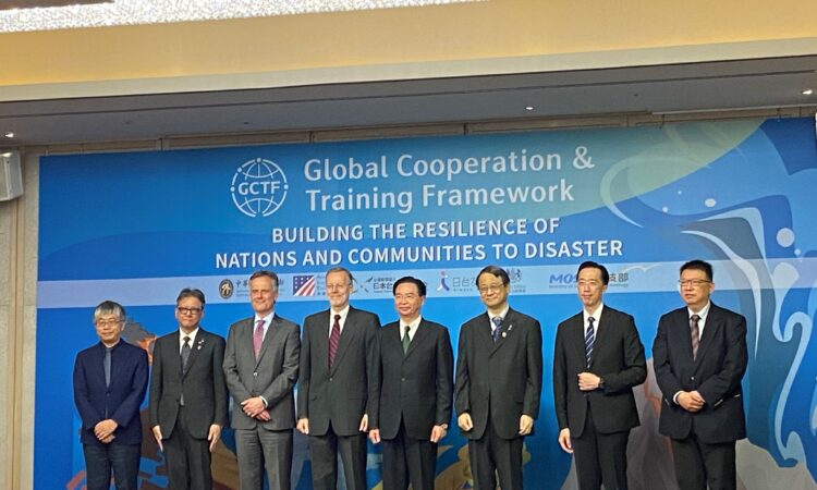 AIT Director Christensen at GCTF on Building the Resilience