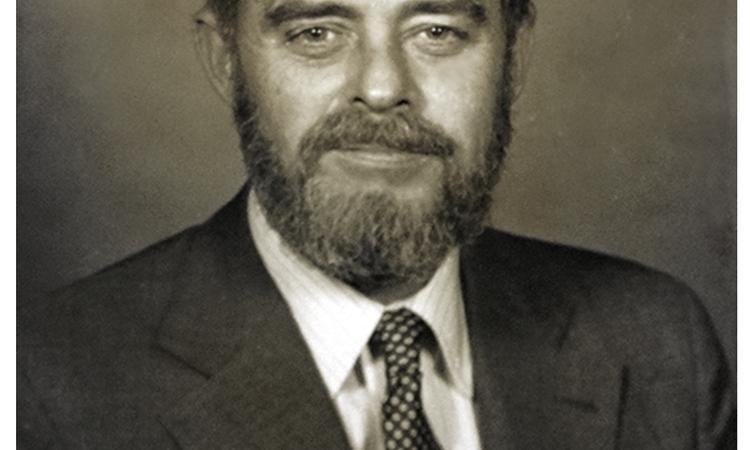 AIT 處長 宋賀德 Harry E.T. Thayer (任期: 1984 - 1986)