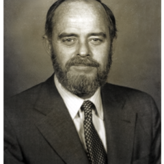 Former AIT Director Harry E.T. Thayer (Tenure: 1984 ~ 1986)