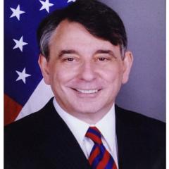 AIT 處長司徒文 William A. Stanton (任期: 2009 - 2012)