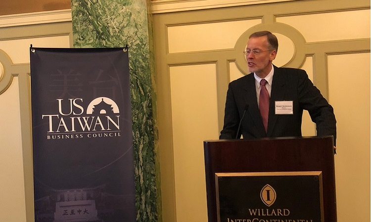Remarks by AIT Director W. Brent Christensen at the U.S.-Taiwan Business Forum