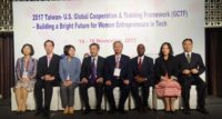 "Remarks by AIT Director Kin Moy at the Opening Ceremony of Global Cooperation and Training Framework Workshop ""Building a Bright Future for Women Entrepreneurs in Tech"""