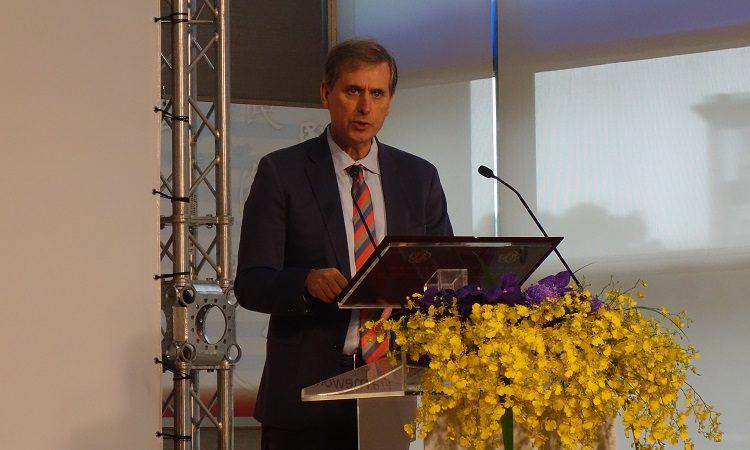 美國副助理國務卿斯科特•巴斯比於全球合作暨訓練架構「培養媒體識讀以捍衛民主」工作坊開幕致詞