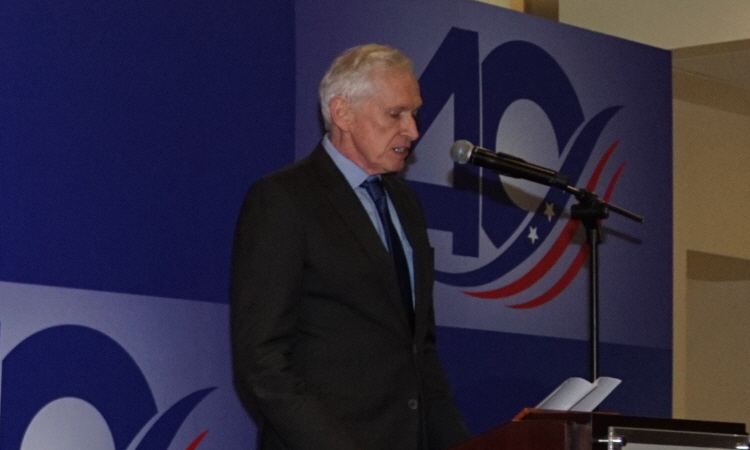 AIT Chairman Moriarty's Remarks at AIT Taipei's TRA/AIT@40 Event