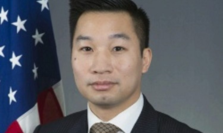 Alex Wong, Deputy Assistant Secretary in the Bureau of East Asian and Pacific Affairs at the U.S. Department of State