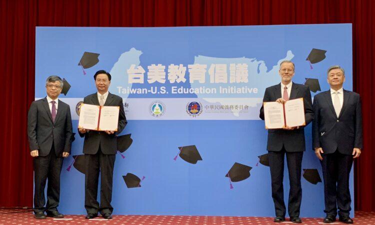 Group Photo at U.S.-Taiwan Education Initiative