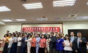 The launch of USA Caucus at the Legislative Yuan