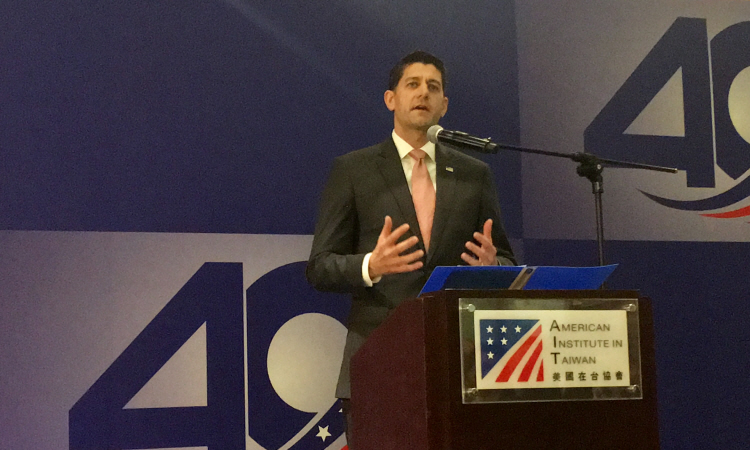 Remarks by Former House Speaker Paul D. Ryan at the TRA & AIT@40: Celebrating 40 Years of Friendship