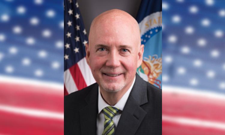 美國農業部海外服務署署長艾斯里 Ken Isley