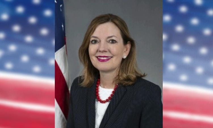 主管教育與文化事務助理國務卿瑪麗·羅伊斯(Marie Royce)