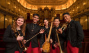 NYO Jazz Concert at the Royal Concertgebouw