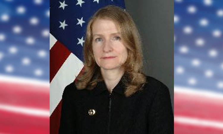 Deputy Assistant Secretary of State Nerissa J. Cook