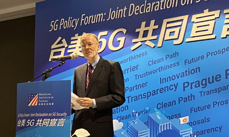 DIR Christensen at 5G Security Joint Declaration