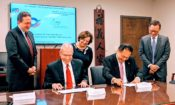 The American Institute in Taiwan (AIT) and the Taipei Economic and Cultural Representative Office in the United States (TECRO) signed a Memorandum of Understanding (MOU) on Cooperation on International Parental Child Abduction (IPCA).| PR-1913 | April 13, 2019