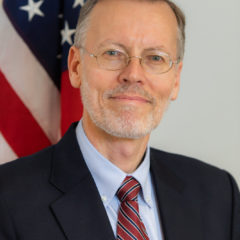 William Brent Christensen, Director of the Taipei Office of the American Institute in Taiwan