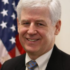 Christopher J. Marut, Director of the American Institute in Taiwan (AIT) from 2012 to 2015 (Photo: AIT Images)