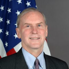 AIT/Taipei Former Director - Stephen M. Young (Tenure: 2006 ~ 2009)