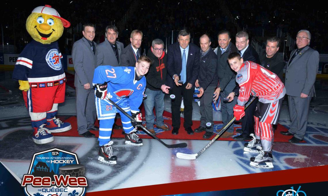 Quebec International Pee Wee Hockey Tournament U S Embassy