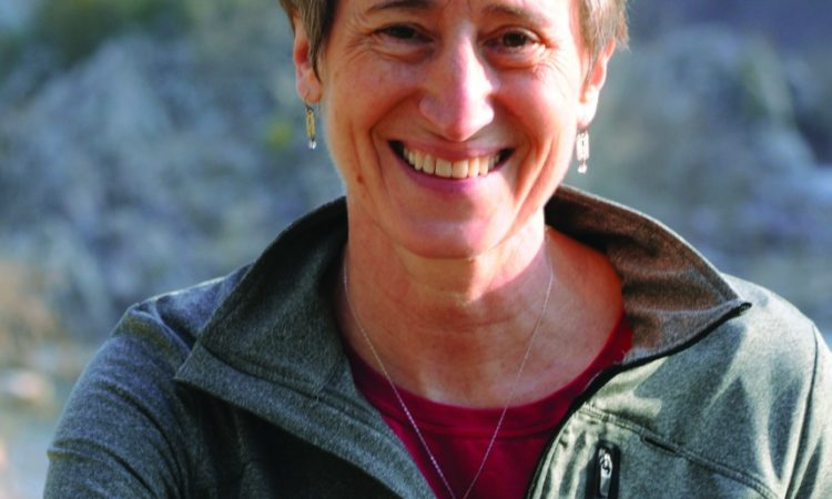 U.S. Secretary of the Interior Sally Jewell (Credit Department of the Interior)