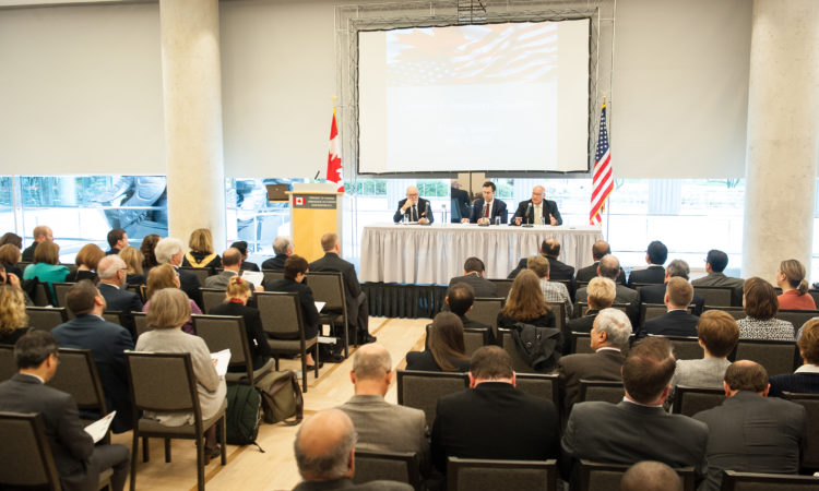 The United States and Canada host the Annual Regulatory Cooperation Council (RCC) Stakeholder Event on May 4-5, 2016 in Washington. (Credit International Trade Administration)