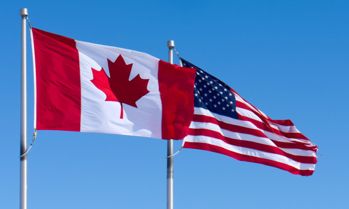 Image result for Canada and US