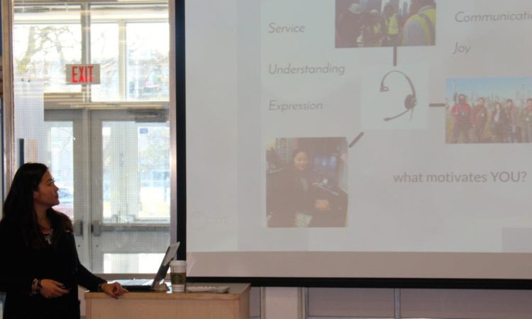 Toronto Speakers Bureau Presents at Bramlea Secondary School