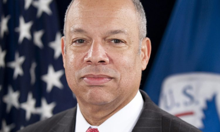 DHS Secretary Jeh Johnson (Credit Department of Homeland Security)
