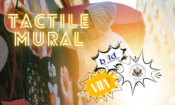 Tactile Mural Cover