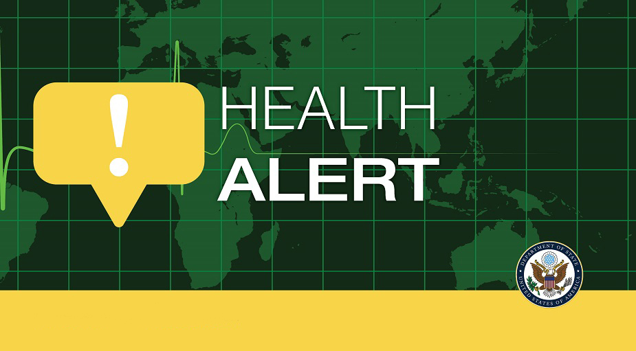 Health Alert Department of State