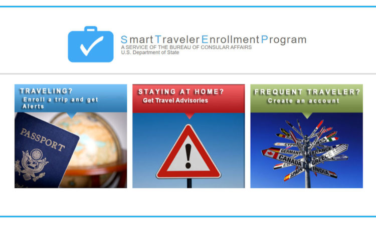 Smart Traveler Enrollment Program