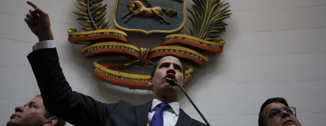 OAS Welcomes the Reelection of Juan Guaido